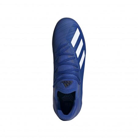 adidas X 19.3 Indoor bleu