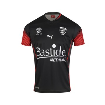 Maillot junior Nîmes Olympique third 2020/21