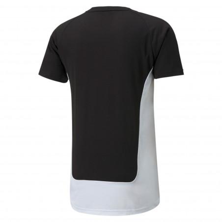 T-shirt OM noir bleu 2020/21
