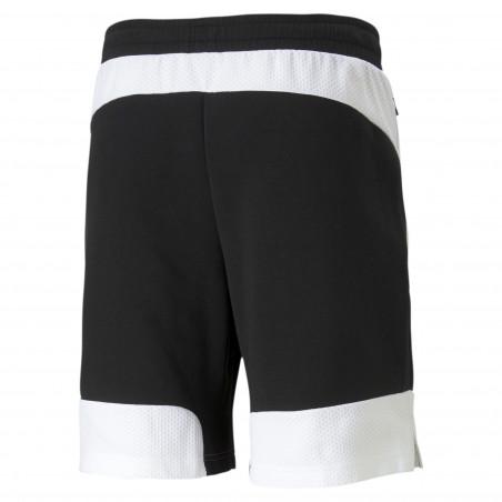 Short OM Evostripe noir blanc 2020/21