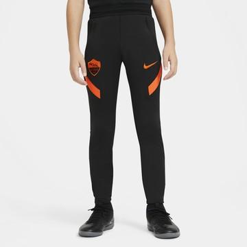 Pantalon survêtement junior AS Roma noir orange 2020/21