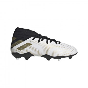 adidas Nemeziz .3 junior FG blanc or