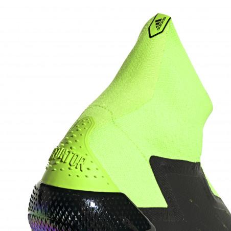 adidas Predator Mutator 20+ FG noir vert