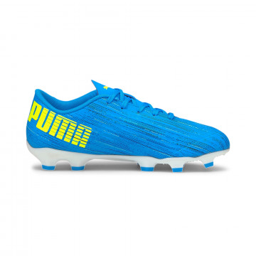 Puma Ultra 4.2 junior FG/AG bleu jaune