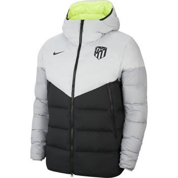 Doudoune Atlético Madrid gris noir 2020/21