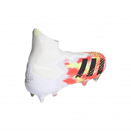 adidas Predator 20+ SG blanc rouge