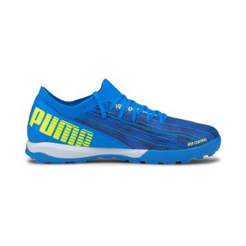Puma Ultra 3.2 Turf bleu jaune
