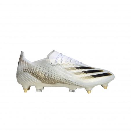 adidas X GHOSTED.1 SG blanc or