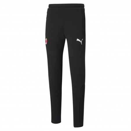 Pantalon survêtement Milan AC Evostripe noir 2020/21