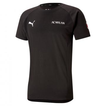 T-shirt Milan AC Evostripe noir 2020/21