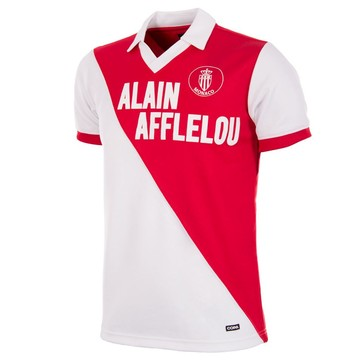 Maillot Collector AS Monaco Copa 1988