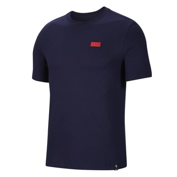 T-shirt Equipe de France bleu 2020