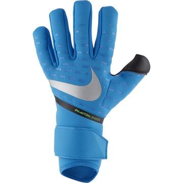 Gants gardien Nike Phantom Shadow bleu