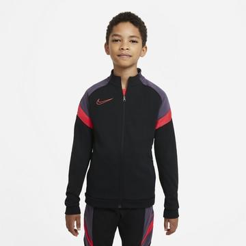 Veste survêtement junior Nike Academy noir violet