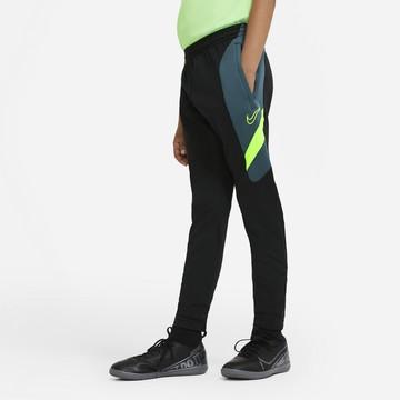 Pantalon survêtement junior Nike Academy noir bleu