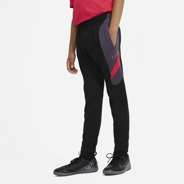 Pantalon survêtement junior Nike Academy noir violet