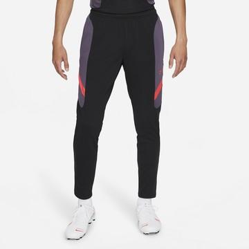 Pantalon survêtement Nike Academy noir violet