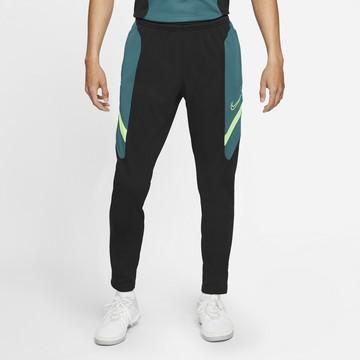 Pantalon survêtement Nike Academy noir bleu