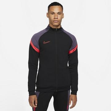 Veste survêtement Nike Academy noir violet