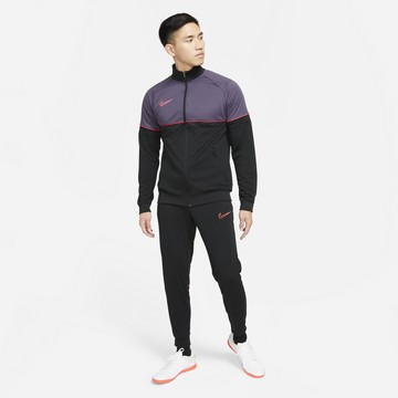 Ensemble survêtement Nike Academy noir violet