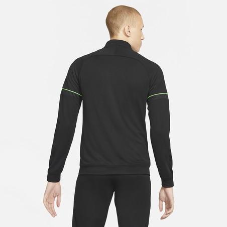 Ensemble survêtement Nike Academy noir vert