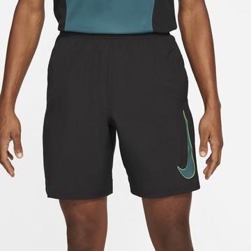 Short entraînement Nike Academy GX noir vert