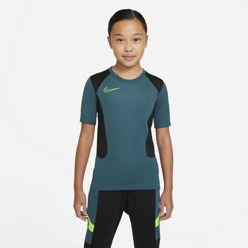 Maillot entraînement junior Nike Academy vert noir