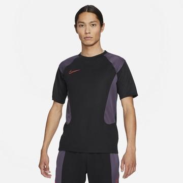 Maillot entraînement Nike noir violet