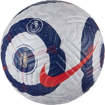Ballon Nike Premier League officiel blanc bleu 2020/21
