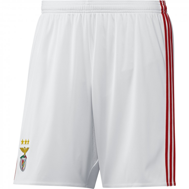 Short Benfica domicile blanc 2016 - 2017