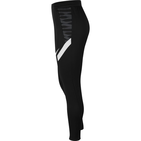 Pantalon survêtement Nike Strike noir blanc