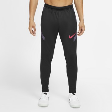Pantalon survêtement Nike Strike noir violet