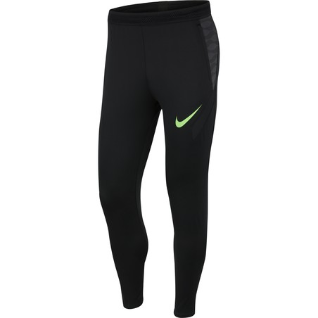 Pantalon survêtement Nike Strike noir vert