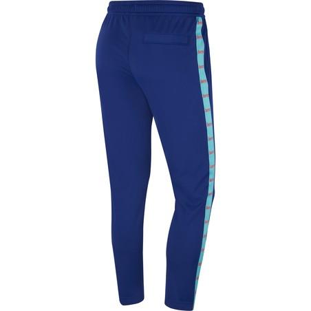 Pantalon survêtement FC Barcelone JDI bleu 2020/21