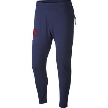 Pantalon survêtement Angleterre Fleece bleu 2021/22