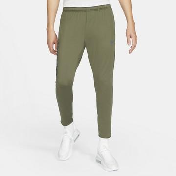 Pantalon survêtement Nike F.C. vert bleu