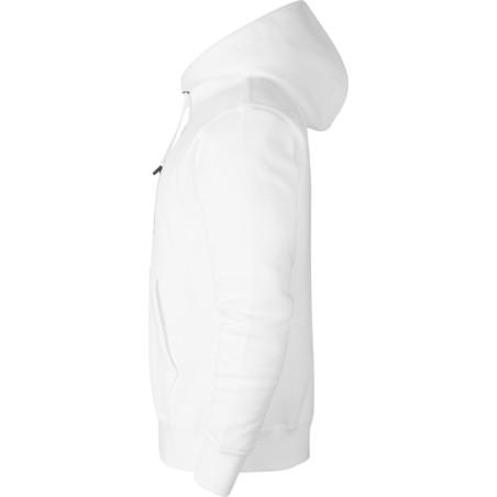 Sweat à capuche PSG Jordan blanc violet 2020/21