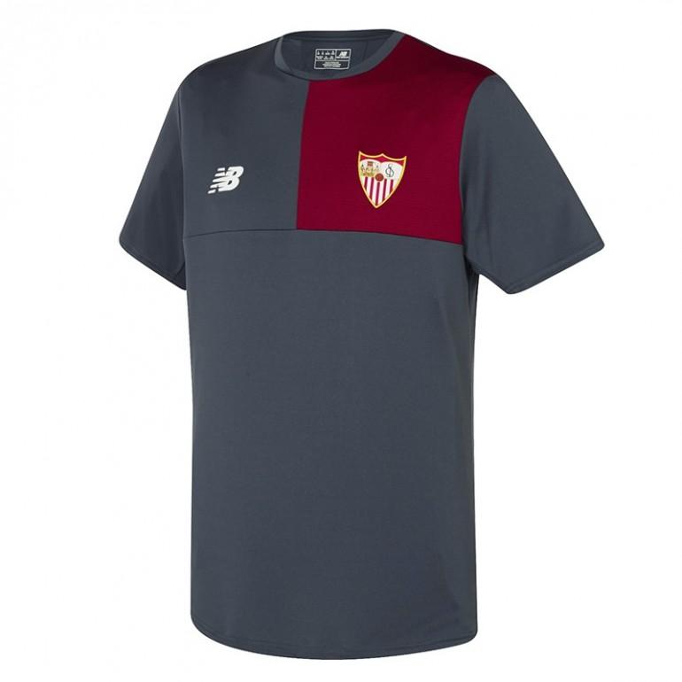 Maillot entraînement FC Séville gris 2016 - 2017