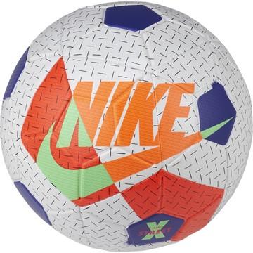 Ballon Nike AIRLOCK STREET X blanc