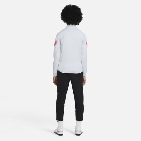 Ensemble survêtement junior PSG gris rose 2020/21