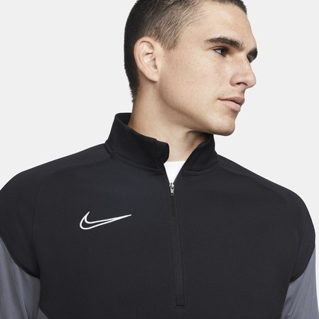 Ensemble survêtement sweat Nike Academy noir gris