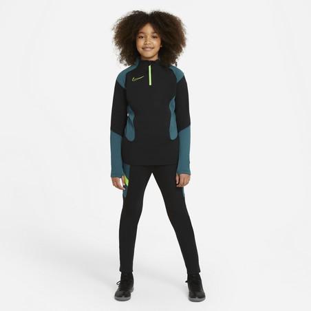 Ensemble survêtement junior Nike Academy noir vert