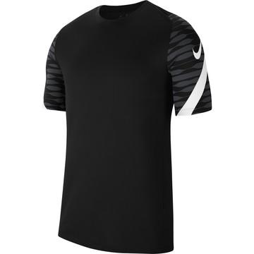 Maillot entraînement Nike Strike noir blanc