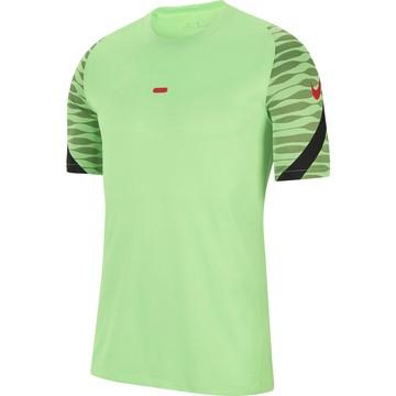 Maillot entraînement Nike Strike vert