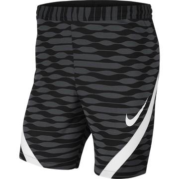 Short entraînement Nike Strike noir blanc