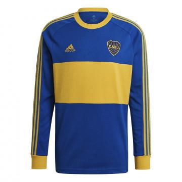 Maillot Boca Juniors ICONS bleu jaune 2021