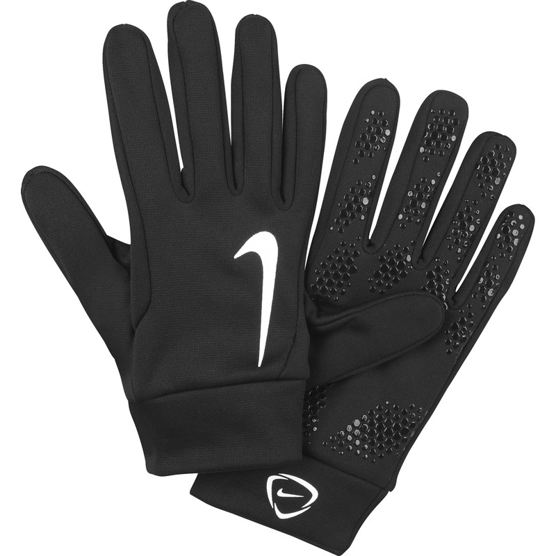 Gants Football Junior Hyperwarm Nike Pas Cher sur Foot.fr