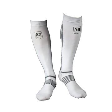 Chaussettes de compression MC Protech blanc