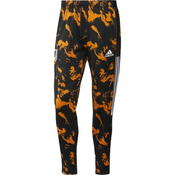 Pantalon survêtement Juventus AOP noir orange 2020/21