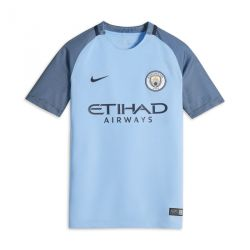 Maillot junior Manchester City domicile 2016 - 2017
